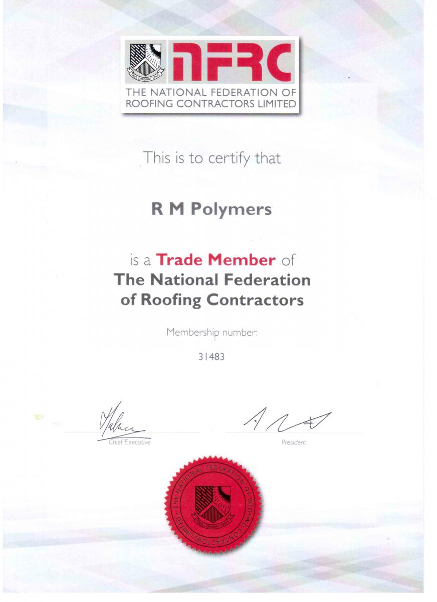 Quick Seamless Roof Repair By Specialist Roofer Fixing Leaks Fast For Years R M Polymers