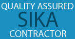 Sika Liquid Plastics Quality Assured Contractor