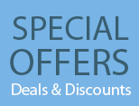 Special offers, roofing deals and discounts