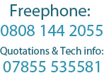 Freephone 0808 144 2055