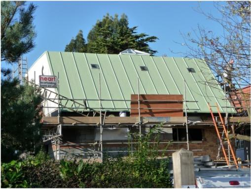 Sheet Copper Roof Alternatives Copper Shingles Copper Paint Polymer R M Polymers